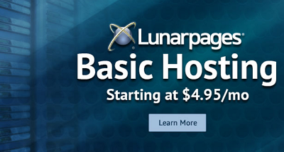 Get $25 OFF for a 12/24 month Hosting Plan at Lunarpages